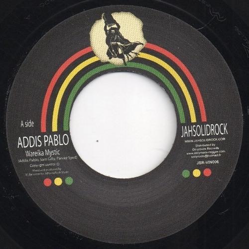 Wareika Mystic - Addis Pablo / Praises To Jah - Chezidek (7' Vinyl Preview)