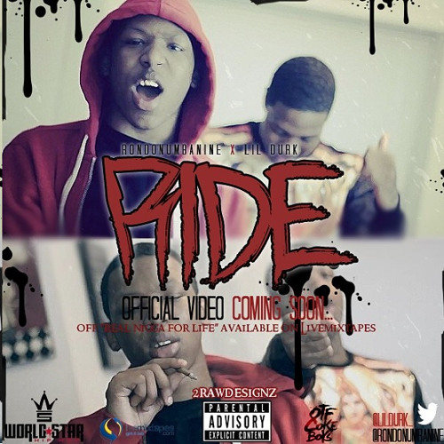RondoNumbaNine - Ride [Feat Lil Durk]