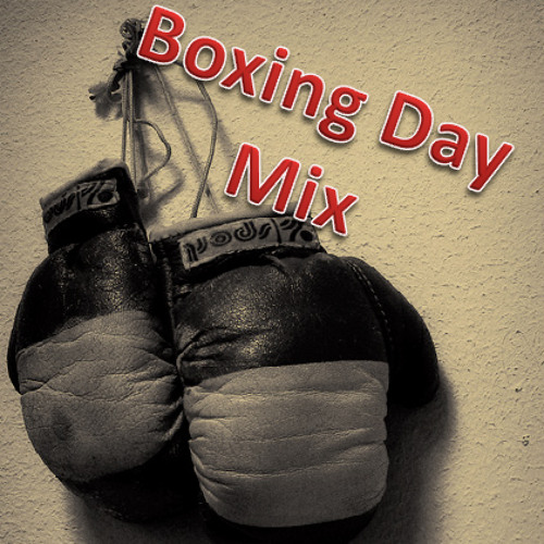 Boxing Day - Live Mix ** Free Download **