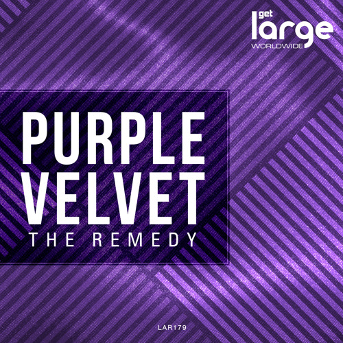 Purple Velvet- Open Up For 64