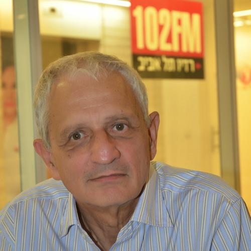 """""""תעודת עיתונאי"""" ברדיו תל אביב - רועי כ""""ץ מארח את נחום ברנע"""