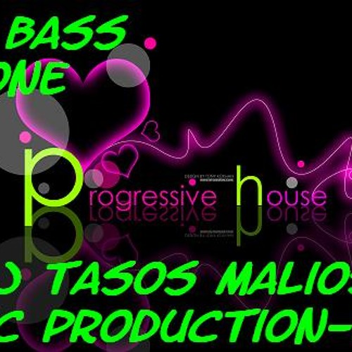 The Bass Zone-House Progresive.DjTasos Malios Music Production.2014