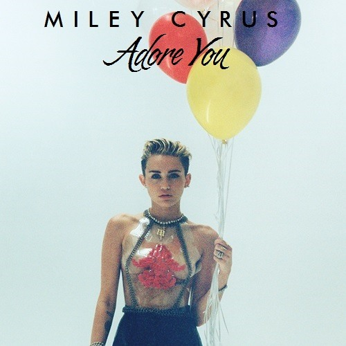 Miley Cyrus - Adore You (Reprise Version)