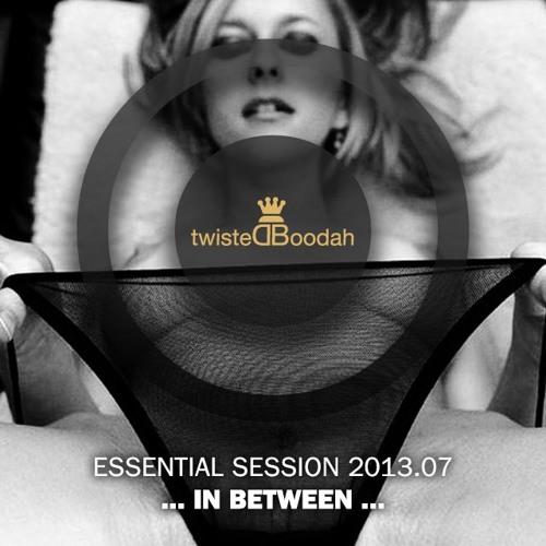 in between – twistedBoodah Essential Session 2013.07