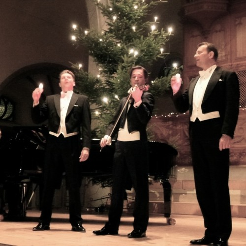 Radio interview and audio example: Valentin & The Swiss Tenors - LIVE on Christmas Tour