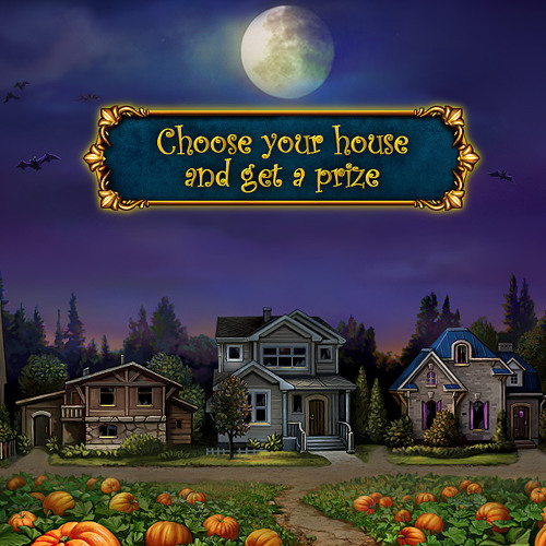 Trick or treat (Computer Game)