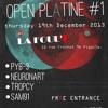 PYB dj set at La Foule (Pigalle, Paris) 19/12/13