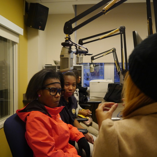 Chicago police program teaches Englewood teens radio production