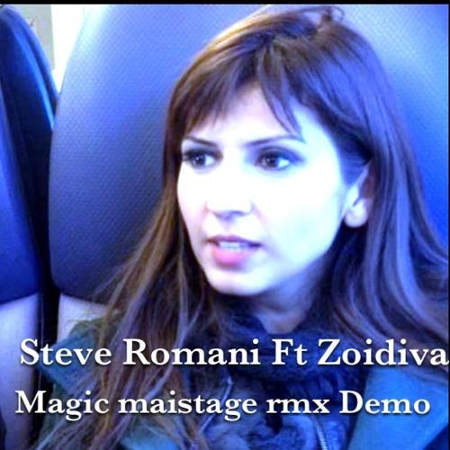 MAGİC - Steve Romani ft Zoidiva - rmx demo