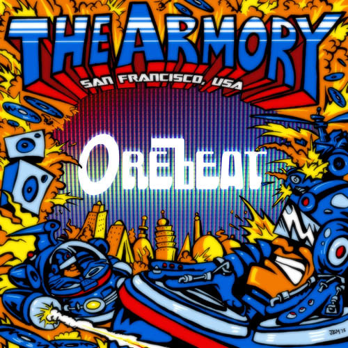 The Armory Podcast - 016 - Orebeat