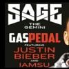 Sage The Gemini feat. Justin Bieber & IamSu - Gas Pedal
