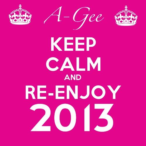 A-Gee - Re-Enjoy 2013 (2013)