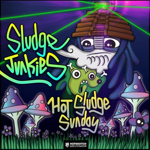Sludge Junkies - Bush Rates [hopsk036] :: OUT NOW on Addictech!