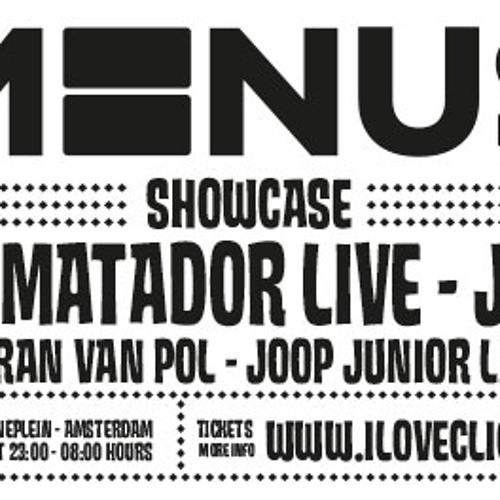 MINUS Showcase | 26-12-2013 | Click - Transformatorhuis | Live Recording | Opening set