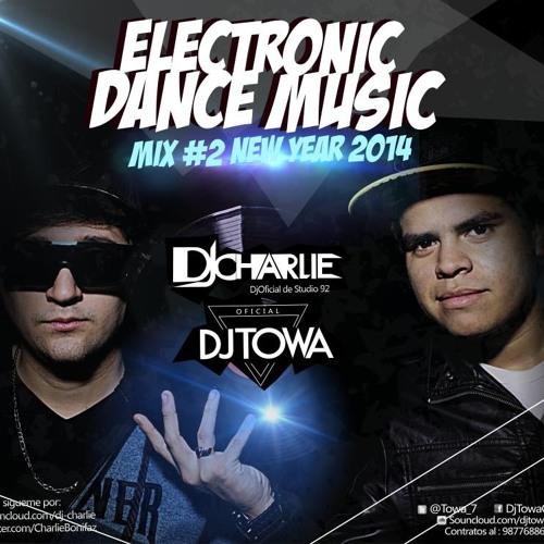 MixNewYear 14 EDM - DJCharlie Ft. DJ Towa
