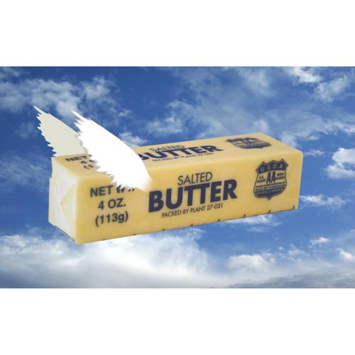 butter. fly.