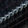 Shakuhachi (Japanese Flute) With Rain