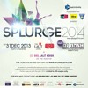 SPLURGE 2014 - New Year Party at OKO, Lalit Ashok - Rooftop