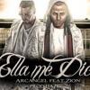 ELLA ME DICE -- ARCANGEL FT ZION --PAUTEADO -- DJ M.A.X.I.I 2014