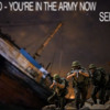 Status quo - You're in the army now SER888 mash up - FREE_DOWNLOAD - CLICK BUY