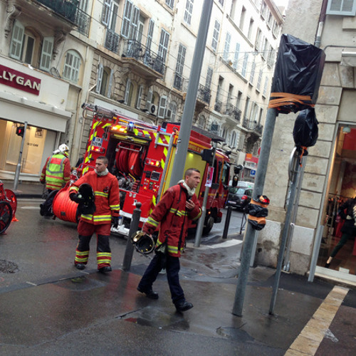 The incident on Rue Du Jeune Anacharsis