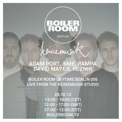 Adam Port Boiler Room Berlin 60 Min DJ Set