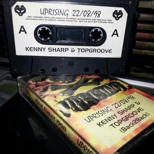Dj kenny sharp b2b topgroove 22.8.98 free party. Mc jd mc marcus