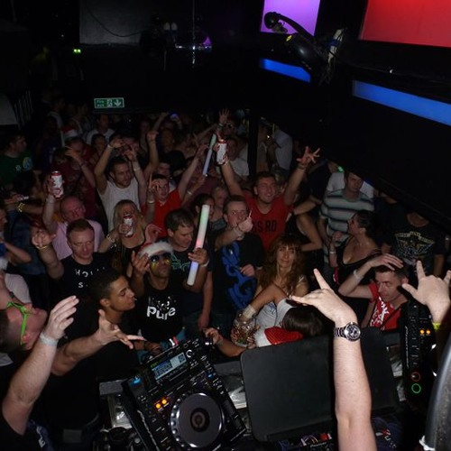 Live Set From The Energy Box @ Hidden, London (21/12/2013)