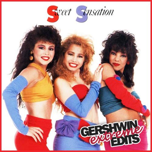 Sweet Sensation - Never let You Go (Gershwin Super Extended Edit Remix)