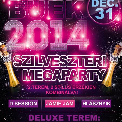 Konkurencia The Club 2013.12.31. Szilveszteri MegaParty! Rádió reklám.