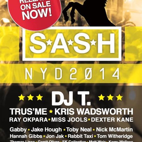 Dexter Kane S.A.S.H Sydney NYD 2014 Promo Mix