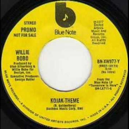 Willie Bobo - Kojak Theme
