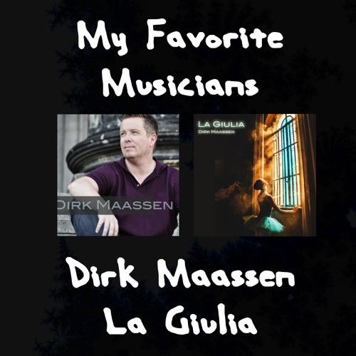 MFM: Dirk Maassen - La Giulia
