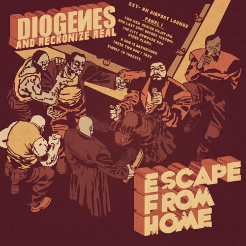 Diogenes & Reckonize Real - Goodbye NY
