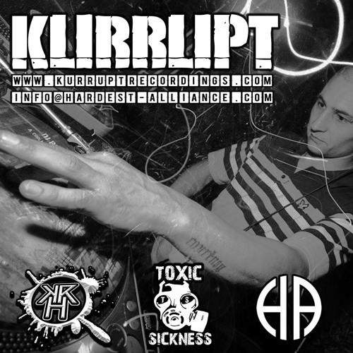 DJ KURRUPT THE NIGHTMARE AFTER XMAS 3 DECK TERROR MASH UP SPECIAL @ TOXIC SICKNESS RADIO   28.12.13