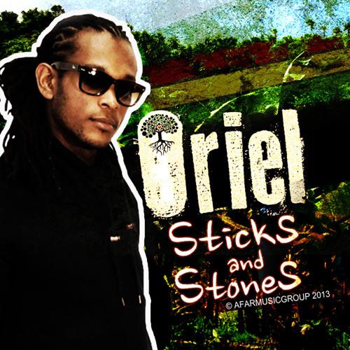 ORieL & The Revoluters ~ Sticks & Stones