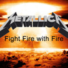 """Cover """"Fight Fire With Fire"""" (intro) #Metallica"""