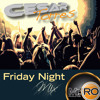 Friday Mix Live Set #5  Dj Cesar Torres (REGGAETON MIX)