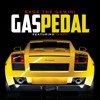 Gas pedal- Sage the Gemini