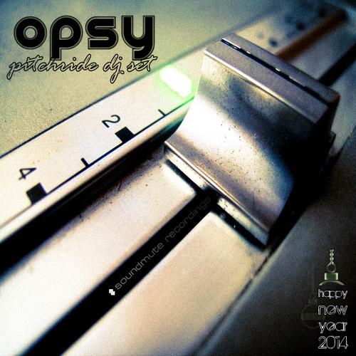OPSY at Pitchride DJ Set - NY2014 (Psytech & Dark Prog)