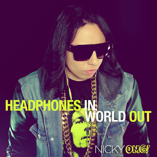 Headphones In World Out