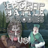 Dovahkiin vs Link. Epic Rap Battle Parodies 28.
