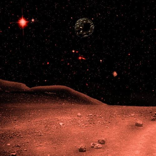 Martian Evening