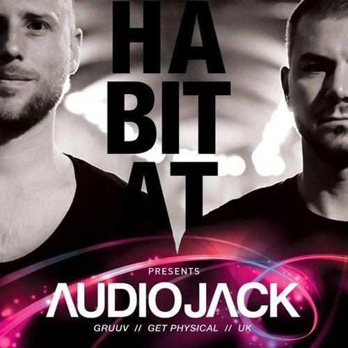 NuPhoria @ Habitat Pres. Audiojack 28-12-13