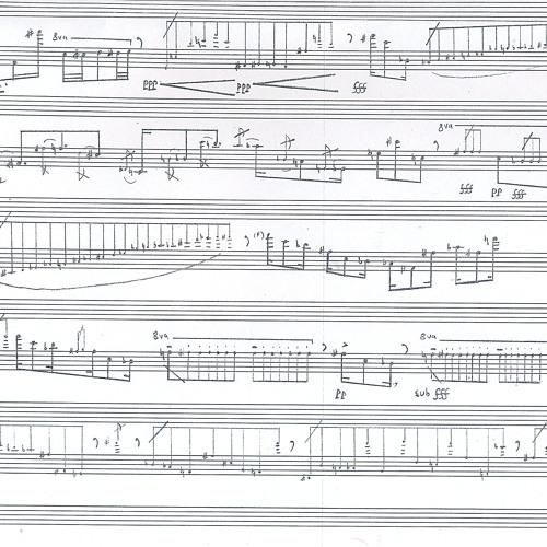 Solo For Alto Saxophone [2004]