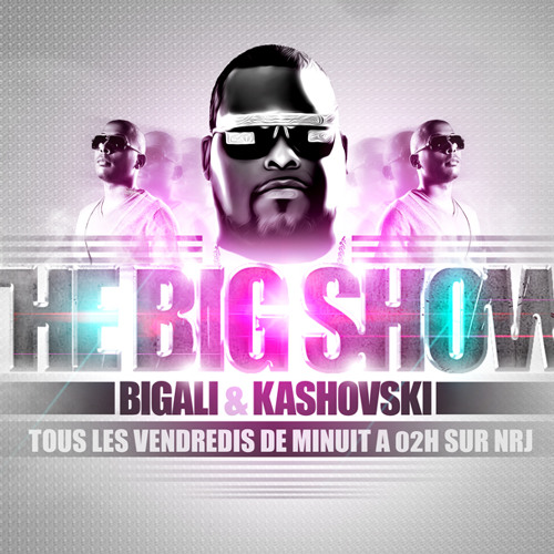 Dancyn Drone Remix of: Ms Trez - LA At Night, Premiered on Big Show NRJ with BIG ALI & KASHOVSKI