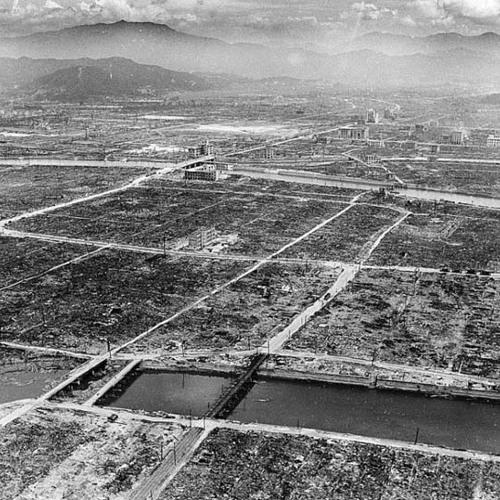 Hiroshima Keeps Silence