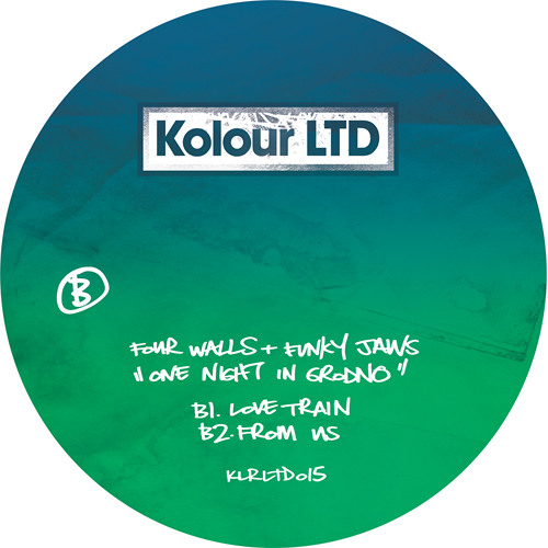 B1 - Four Walls & Funkyjaws - Love Train