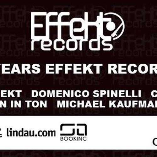 Dj Domenico Spinelli - 5 Jahre Effekt Records @ Opal