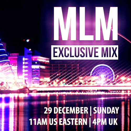 MLM - Exclusive mix for Digitally Imported Deep Nu-Disco